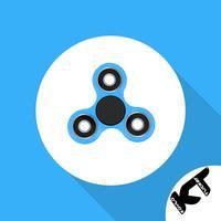 Spinner Tester - Fidget Spin Simulator