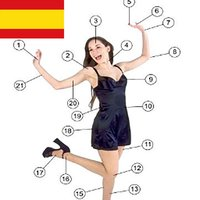 Learn Body Parts in Spanish