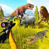 Dinosaur Attack Adventure sim