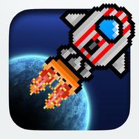 Pixel Space Pig - The Interstellar Flight