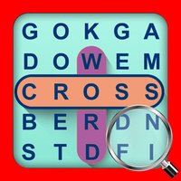 Word Cross Puzzle Free App - plant Search Coloring Word Puzzles Games