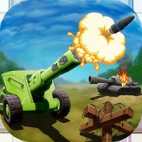 Blow Up Tanks - Artillery