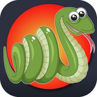 Hungry Snake Warm - Eat Color Games