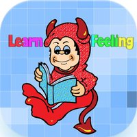 Educational Feeling Sense Puzzle : Word Feeling Sense Learn English Vocabulary Puzzle Game For Kids And Toddler