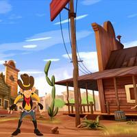 Cowboy Matching Games