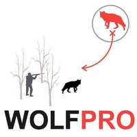 Wolf Hunting Planner for Predator & Big Game Hunting - ad free