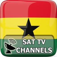 Ghana TV Channels Sat Info