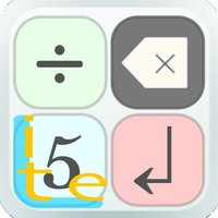 EnterSum Lite - The calculator to enter by text format and newline.