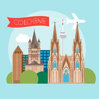 Cologne 2017 — offline map and navigation!