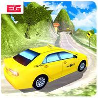 Taxi Simulator 2017: Real Racing Offroad Adventure
