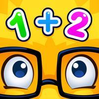 Math for Kindergarten and Pre-School Children with Numbie