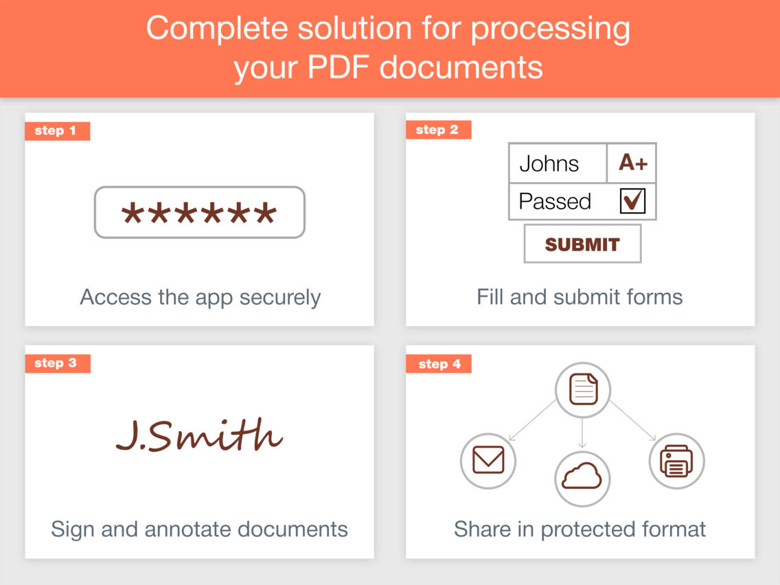PDF Forms App for iPhone - Free Download PDF Forms for