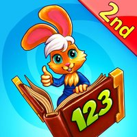 Wonder Bunny Math Race: 2nd Grade Advanced Learning App for Numbers, Addition and Subtraction