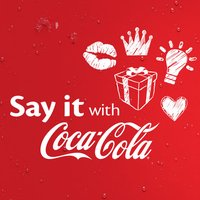Say It with Coca-Cola