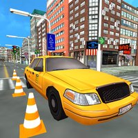 Taxi Parking Super Driver- Smashy Road Raceline of Sharp Driving Challenge