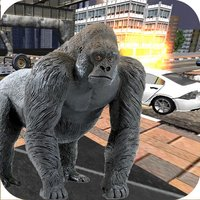 Angry Gorilla City Attack