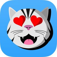 MeowMoji - Hilarious Cat Emojis & Stickers!