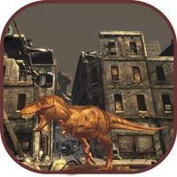 City Dino Attack 3D