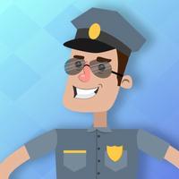 Police Inc: Tycoon sim game