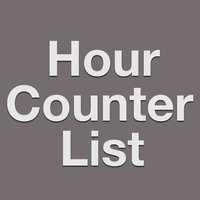 Hour Counter List