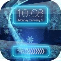 Snow Night Wallpaper HD – Winter Background Themes