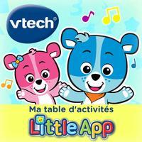 VTech : Little App - Les aventures de Nino et Nina