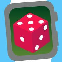 UdeCoro 3D - Dice on a wrist  -