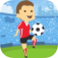 Super Striker - UEFA Euro 2016 version, evade balls to win