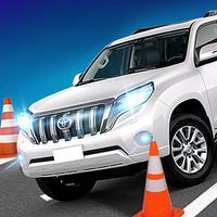 City Prado Drive : Parking The 4x4 Pro