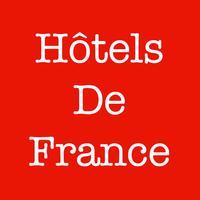 Les hôtels de France