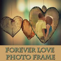 Forever Love HD Photo Collage Frame