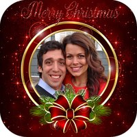 Merry Christmas - Personalized Christmas Greeting Card to Wish Friends