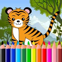 Animal Coloring Pages Book For Kids Free