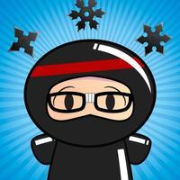 Nerdy Ninja - Dodge Stars