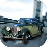 Vintage Car Parking - Simulator Game