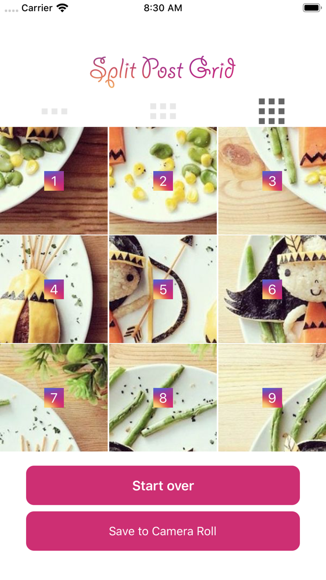 Split Post & Who for Instagram App for iPhone - Free