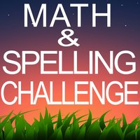 Math and Spelling First Grade Challenge for all