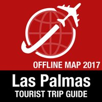Las Palmas Tourist Guide + Offline Map