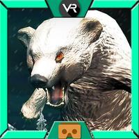 Polar Bear Sniper Hunting - Virtual Reality (VR)