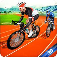 Bicycle Rider Racing Simulator