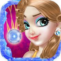 Ice Princess Makeover - Queen Wedding Makeup Salon