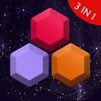 Hexagon Crush - Puzzle Games