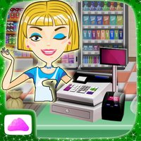 Supermarket Cashier – Manage cash register in this simulator game for kids