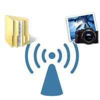 WIFI Photos and Files Transfer Lite