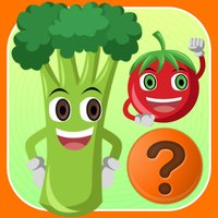 Vegetables Picture Matching