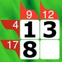 Art Of Kakuro Free - A Number Puzzle Game More Fun Than Sudoku