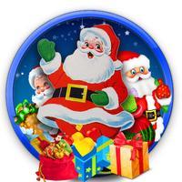Santas Christmas Magic Cap
