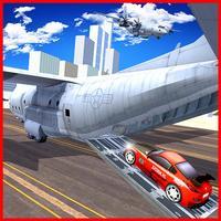 Airplane City Car Transporter