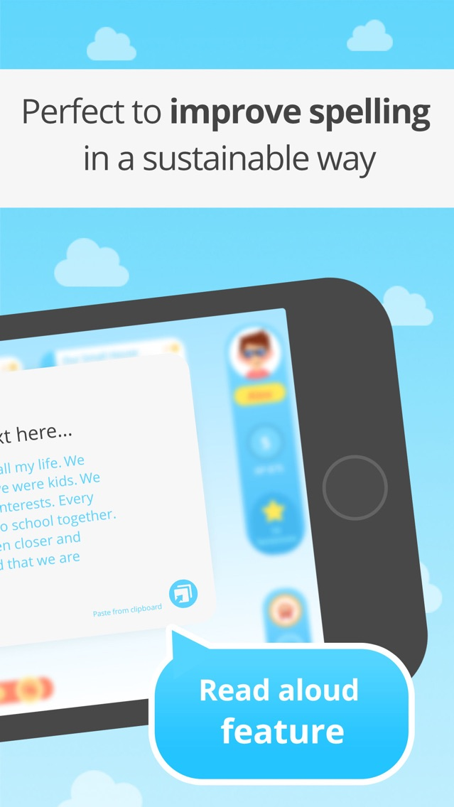 EASY peasy: Spelling for Kids App for iPhone - Free Download