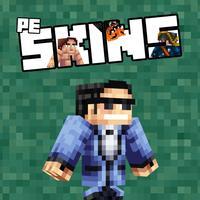 PE Skins for Minecraft (Skins for Minecraft Pocket Edition)